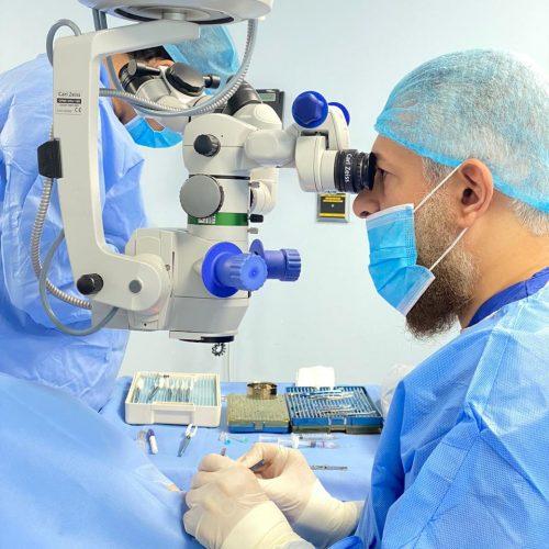اطبائنا من داخل العمليات جراحة اليوم الواحد