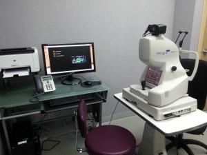 أشعة توبكون ثلاثية الأبعاد